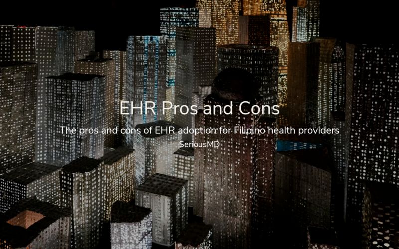 EHR Pros and Cons - EMR Philippines